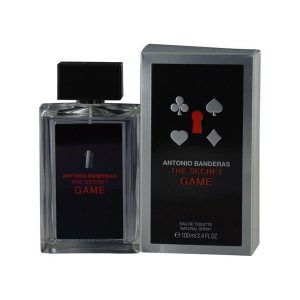 Antonio Banderas The Secret Game 3.4 Perfume for Men