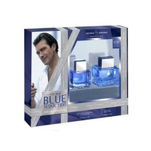 Antonio Banderas Blue Seduction 2PC Gift Set For Men
