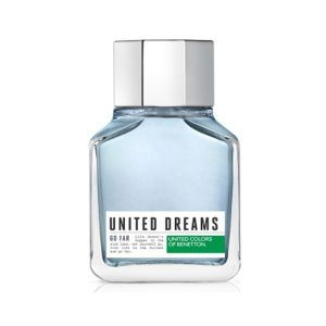 Benetton United Dreams Go Far Perfume for Men
