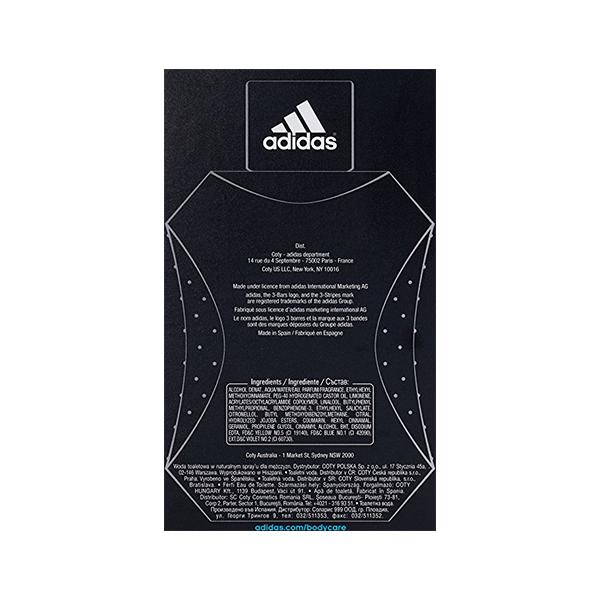 selección mundial de apariencia estética más vendido Adidas Ice Dive 3.4 EDT Sp Men in Florida, USA - Sunrise Perfume