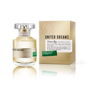 Benetton United Dreams Dream Big Perfume for Women