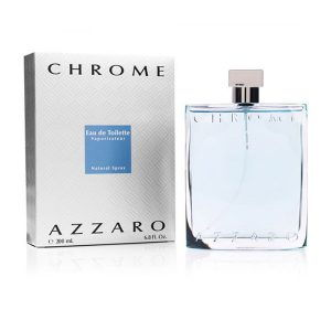 Azzaro Chrome 6.8 Perfume for Men
