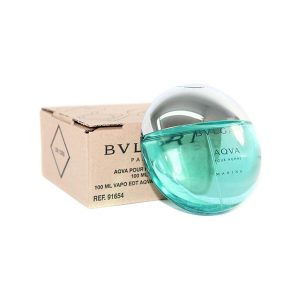 Tester Bvlgari Aqva Marine Perfume for Men