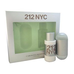 Carolina Herrera 212 NYC 3.4 2PC Women Set Perfume