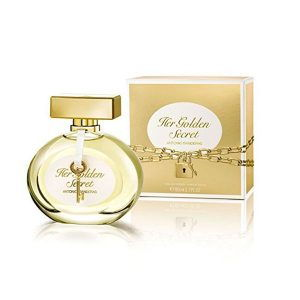Antonio Banderas Her Golden Secret Perfume for Women