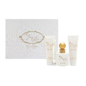 Jessica Simpson Fancy 4PC Gift Set For Women