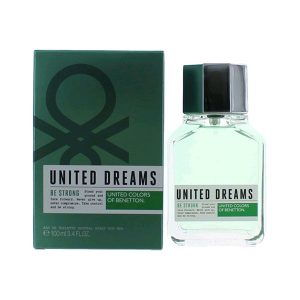 Benetton United Dreams Be Strong 3.4 Perfume for Men