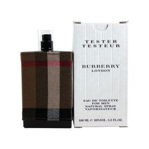 Tester Burberry London Perfume for Men