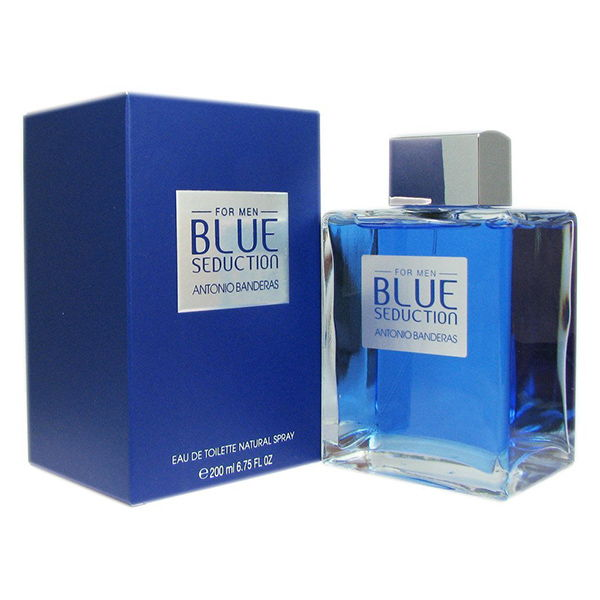 Antonio Banderas Blue Seduction 6.8 Perfume for Men