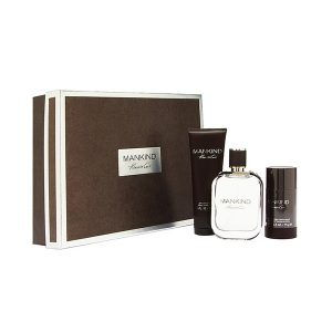 Kenneth Cole Mankind Men's 3PC Gift Set Perfume