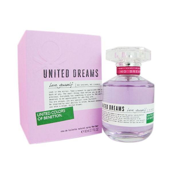 Benetton United Dreams Love Yourself 2.7 Perfume for Women
