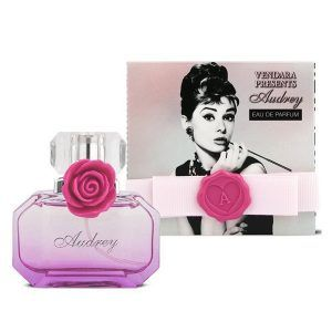 Audrey Hepburn Pink Perfume for Women