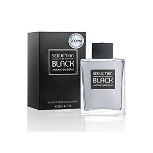 Antonio Banderas Seduction In Black 6.75 Perfume for Men