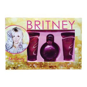 Britney Spears Fantasy 3PC Gift Set For Women