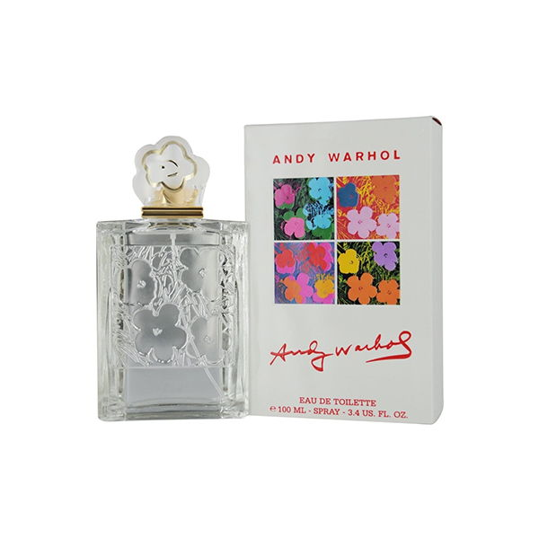 Andy Warhol 3.4 Perfume for Women
