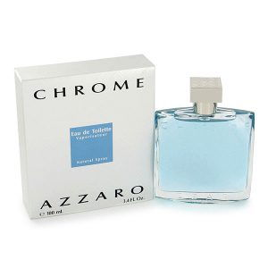 Azzaro Chrome 3.4 Perfume for Men