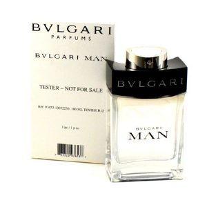Tester Bvlgari Man Perfume