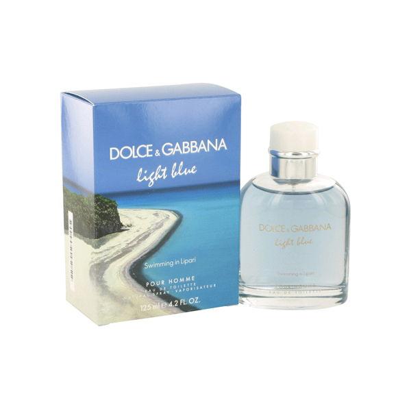 Dolce & Gabbana Light Blue Swimming in Lipari Perfume for Men
