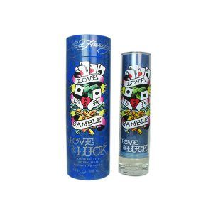 Ed Hardy Love & Luck 3.4 Perfume for Men