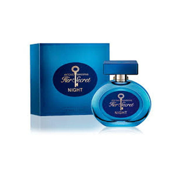 Antonio Banderas Her Secret Night 2.7 Perfume for Women