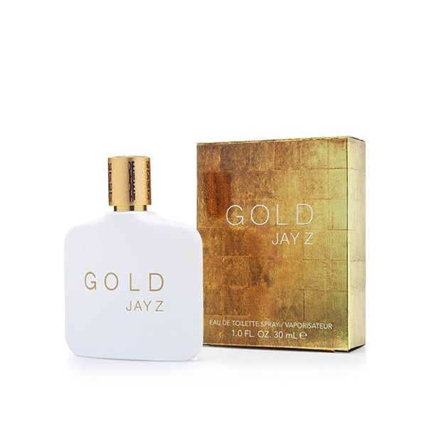 Jay Z Gold Perfume for Men